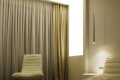 23 modernus namas miegamasis projektavo Alina Venskutė