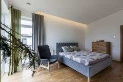 12 skandinaviskas interjeras miegamasis