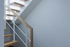 16 skandinaviskas interjeras laiptai