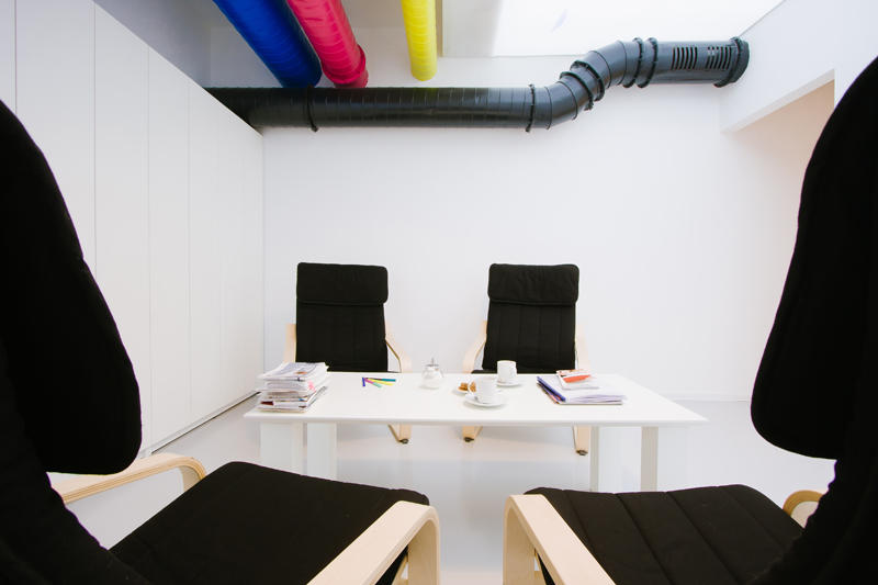 Office interior Print-In